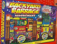 Backyard Barrage Assortment