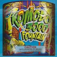 Komodo 3000 - Grand Finale