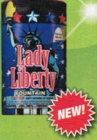 NEW! Lady Liberty Fountain