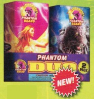 NEW! Phantom Duo Fountain - 2 PC